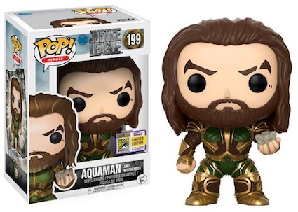 Ultimate Funko Pop Aquaman Figures Checklist and Gallery 27