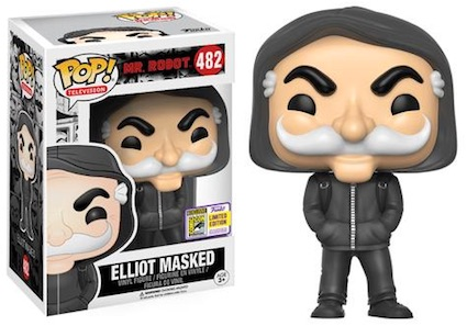 2017 Funko Pop Mr. Robot Vinyl Figures 27