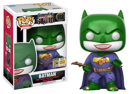 Ultimate Funko Pop Batman Figures Gallery and Checklist 77