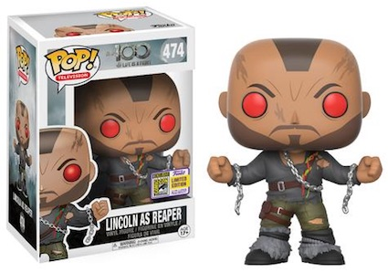 Funko Pop The 100 Vinyl Figures 28