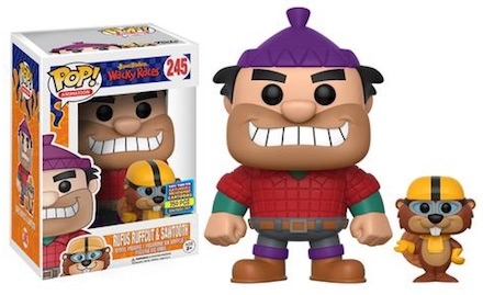 Ultimate Funko Pop Wacky Races Figures Checklist and Gallery 31