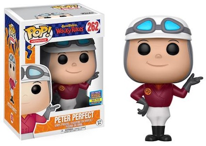 Ultimate Funko Pop Wacky Races Figures Checklist and Gallery 33