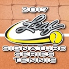 2017 Leaf Signature Series Tennis Cards