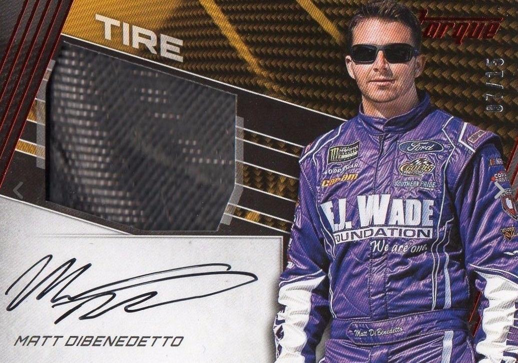 2017 Panini Torque NASCAR Racing Cards 27