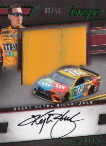 2017 Panini Torque NASCAR Racing Cards 28
