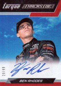 2017 Panini Torque NASCAR Racing Cards 30