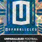2017 Panini Unparalleled Football Cards