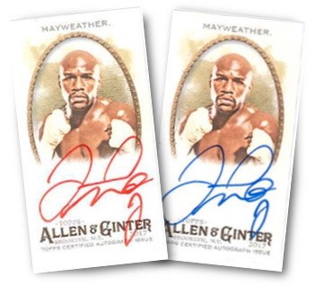 2017 Topps Allen & Ginter Baseball Cards 3