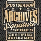 2017 Topps Archives Signature Series Postseason Edition Baseball Cards