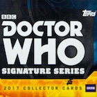 2017 Topps Doctor Who Signature Series Trading Cards