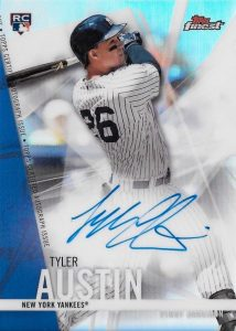 2017 Topps Finest Baseball Cards 27