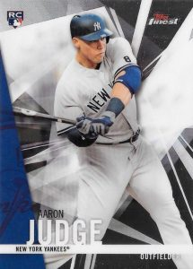 2017 Topps Finest Baseball Cards 25