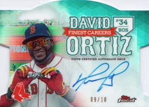 2017 Topps Finest Baseball Cards 30