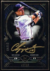 2017 Topps Museum Collection Baseball Cards 30