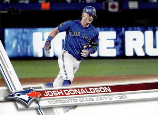 2017 Topps Update Series Baseball Variations Guide 224