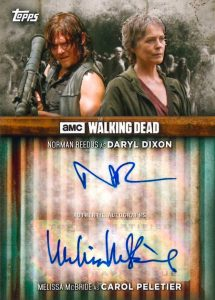 2017 Topps Walking Dead Season 6 Trading Cards 23