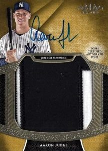 Aaron Judge Rookie Cards Checklist and Key Prospects 76