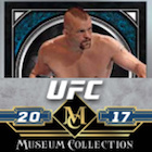 2017 Topps UFC Museum Collection MMA Cards