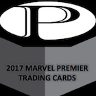 2017 Upper Deck Marvel Premier Trading Cards