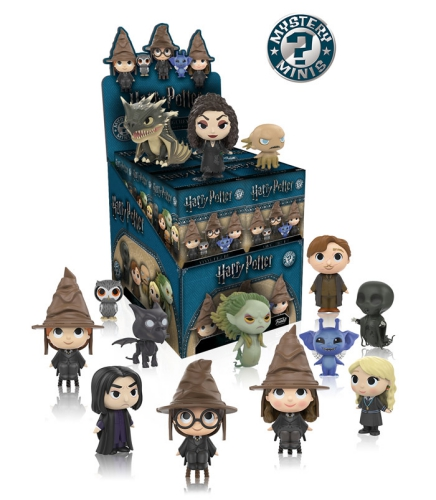 2017 Funko Harry Potter Mystery Minis Series 2 1
