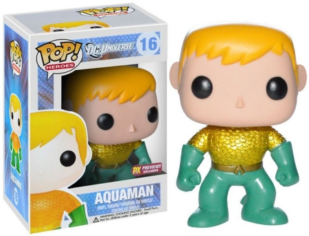 Ultimate Funko Pop Aquaman Figures Checklist and Gallery 22