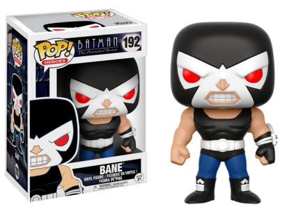 Ultimate Funko Pop Batman Animated Series Figures Gallery and Checklist 11