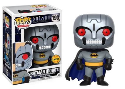 Funko Pop Batman Animated Series Vinyl Figures 15