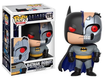 Funko Pop Batman Animated Series Vinyl Figures 14