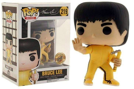 Ultimate Funko Pop Bruce Lee Vinyl Figures Guide 5