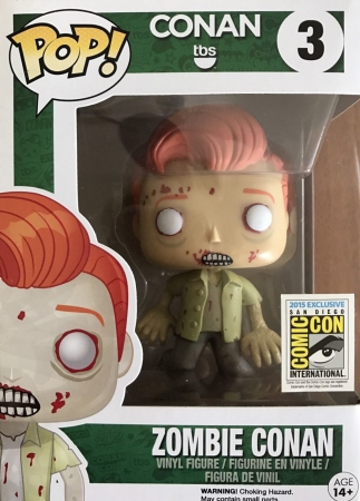 Ultimate Funko Pop Conan O'Brien Figures Checklist and Gallery 5