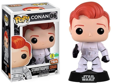 Ultimate Funko Pop Conan O'Brien Figures Checklist and Gallery 8