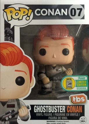 Ultimate Funko Pop Conan O'Brien Figures Checklist and Gallery 9