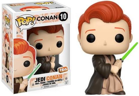 Ultimate Funko Pop Conan O'Brien Figures Checklist and Gallery 12