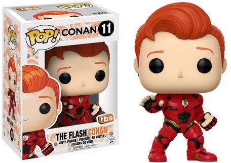 Ultimate Funko Pop Conan O'Brien Figures Checklist and Gallery 13