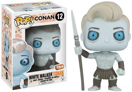 Ultimate Funko Pop Conan O'Brien Figures Checklist and Gallery 14