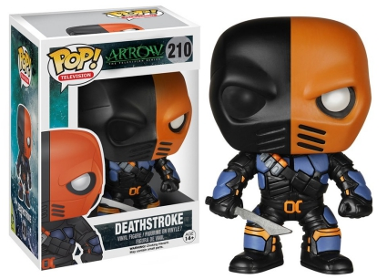 Ultimate Funko Pop Deathstroke Figures Checklist and Gallery 24
