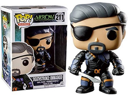 Ultimate Funko Pop Deathstroke Figures Checklist and Gallery 25