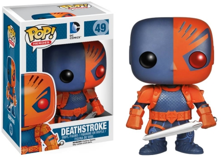 Ultimate Funko Pop Deathstroke Figures Checklist and Gallery 21