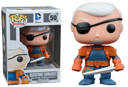 Ultimate Funko Pop Deathstroke Figures Checklist and Gallery 23