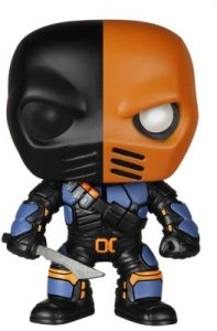 Ultimate Funko Pop Deathstroke Figures Checklist and Gallery 2