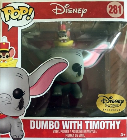 Ultimate Funko Pop Dumbo Figures Checklist and Gallery 7
