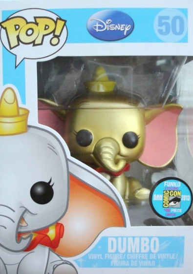 Ultimate Funko Pop Dumbo Figures Checklist and Gallery 4