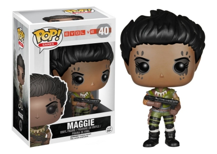 Funko Pop Evolve Vinyl Figures 27