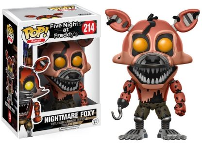 Ultimate Funko Pop Five Nights at Freddy's Figures Checklist and Gallery 23