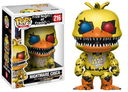 Ultimate Funko Pop Five Nights at Freddy's Figures Checklist and Gallery 25