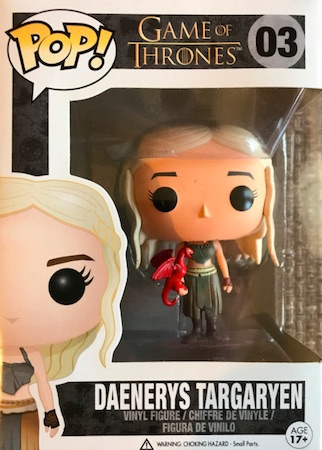 Funko Pop Game of Thrones