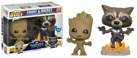 Funko Pop Guardians of the Galaxy Vol. 2 Vinyl Figures 29