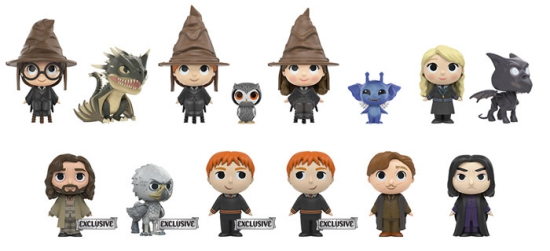 2017 Funko Harry Potter Mystery Minis Series 2 3