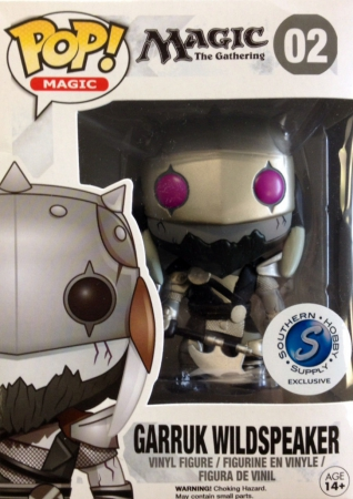 Ultimate Funko Pop Magic the Gathering Figures Checklist and Gallery 27