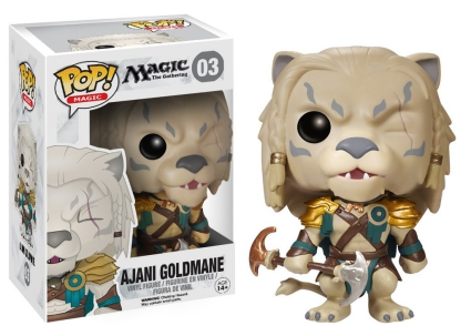 Ultimate Funko Pop Magic the Gathering Figures Checklist and Gallery 28